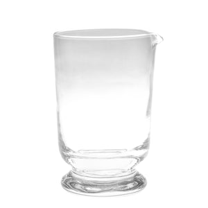 Potion House Plain Footed Mixing Glass