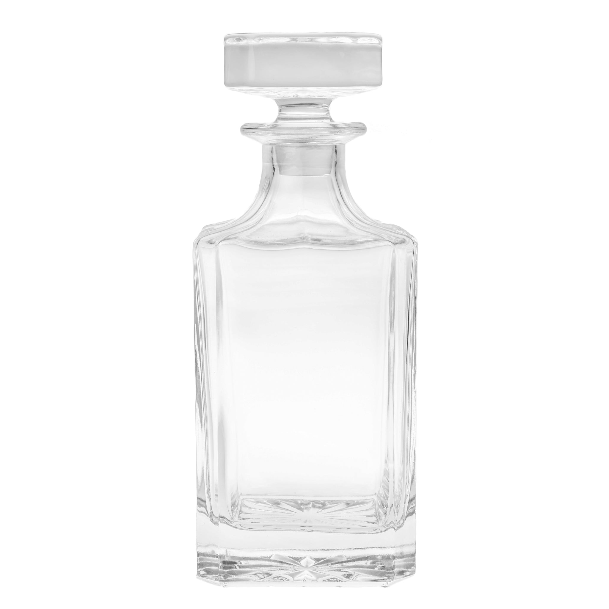 Potion House Square Decanter