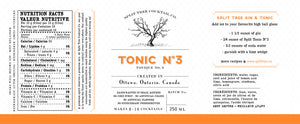Split Tree Tonic No. 3