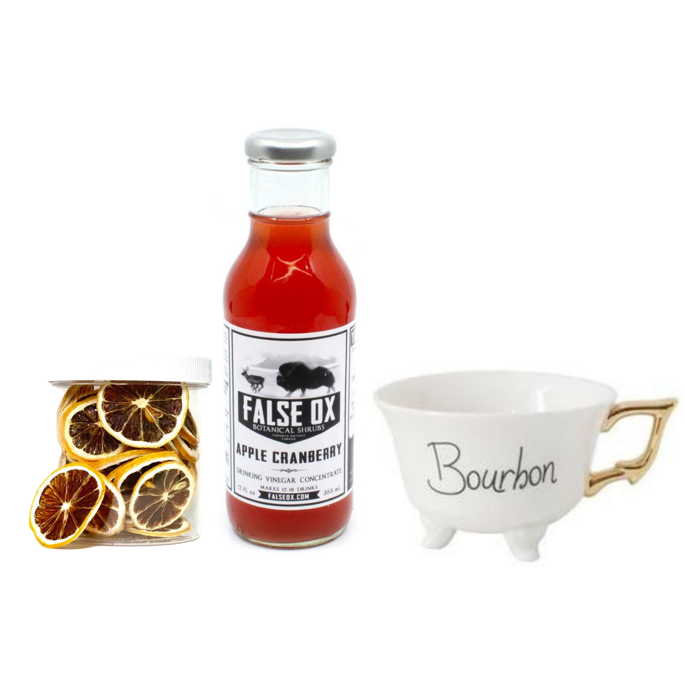 Apple Hot Toddy Set
