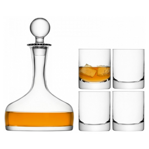 LSA International Bar Decanter Set