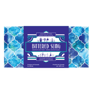 Bittered Sling Global Bitters Gift Pack
