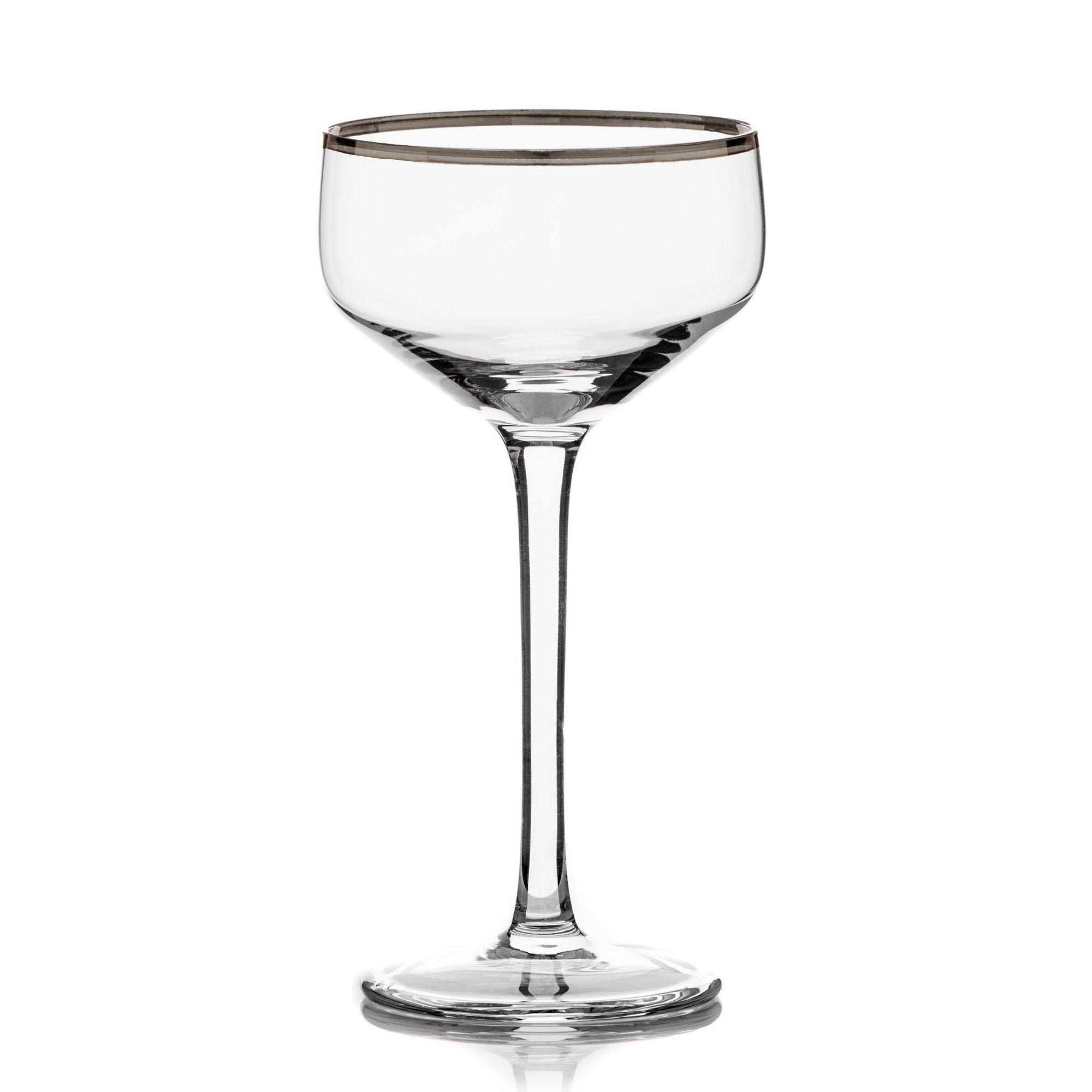 Potion House Silver Rim Coupe