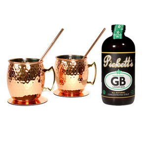 Deluxe Moscow Mule Set