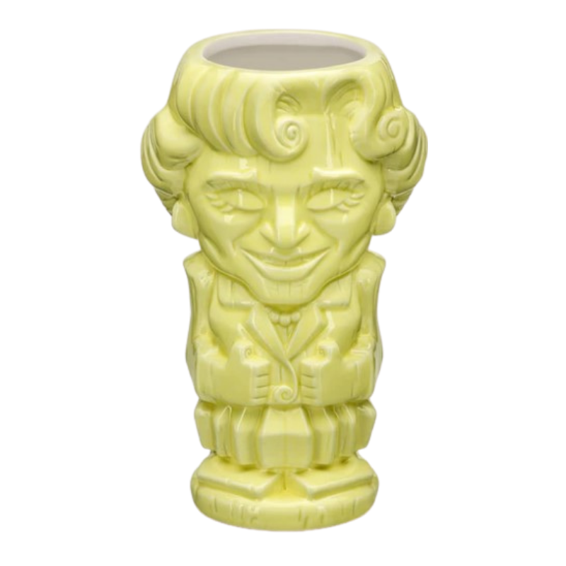 Golden Girls Rose Tiki Mug