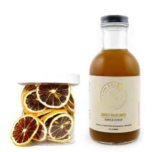 Ginger Wildflower Hot Toddy Duo