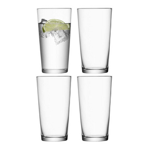 LSA International Gio Juice Glasses (set of 4)