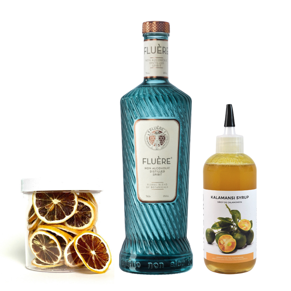 Kalamansi Krush Cocktail Kit (Non-Alcoholic)