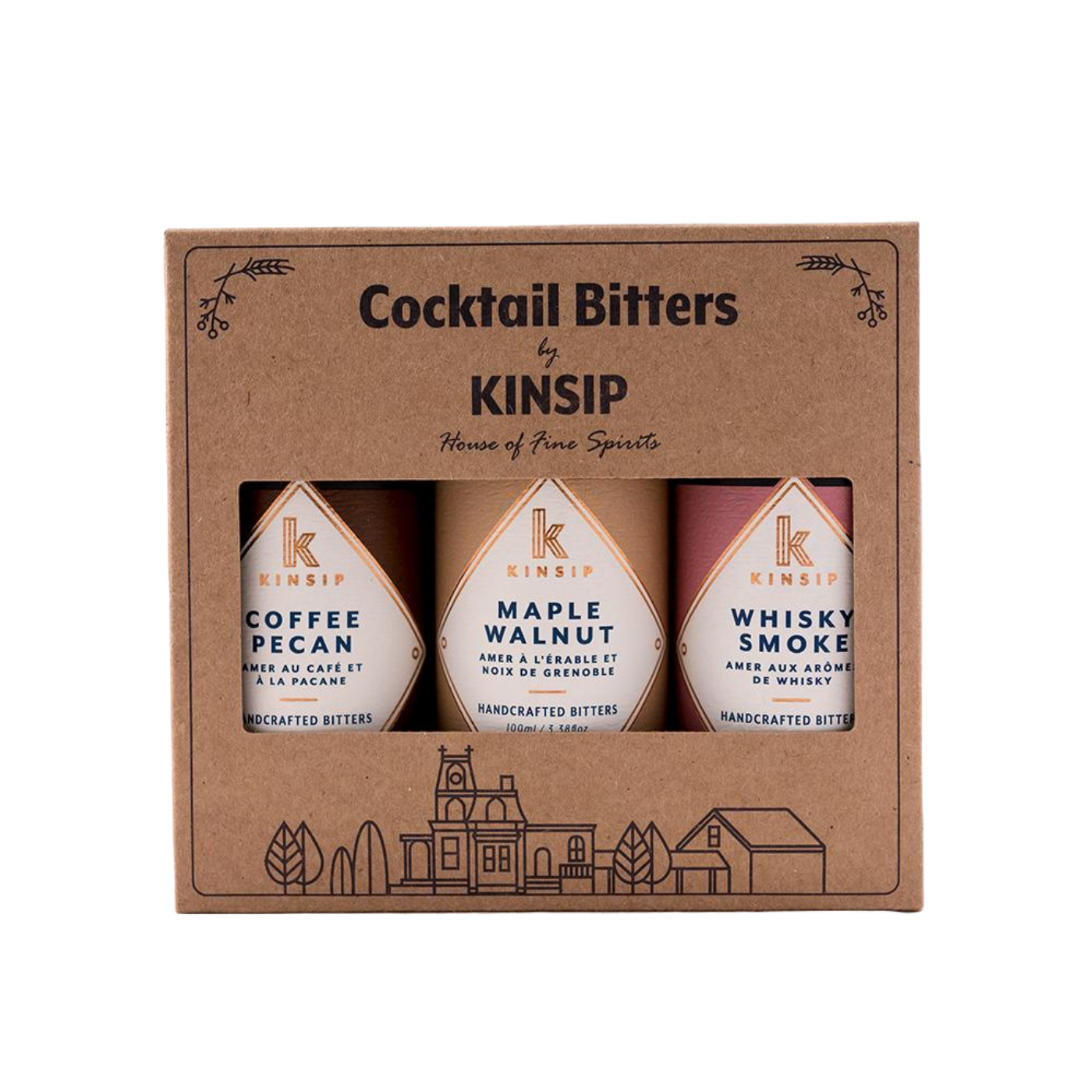 Kinsip Dark Secrets Bitters Pack