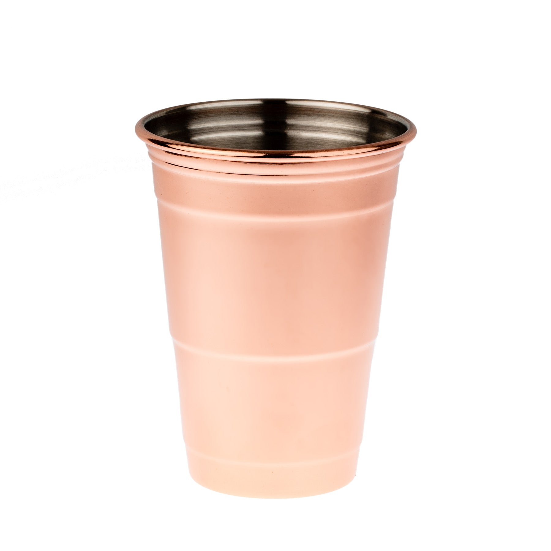 Copper-Plated Solo Cup