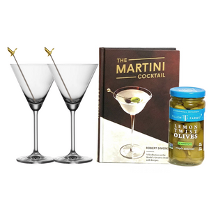 Martini Book Set