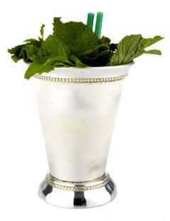 Silver-Plated Mint Julep Cup