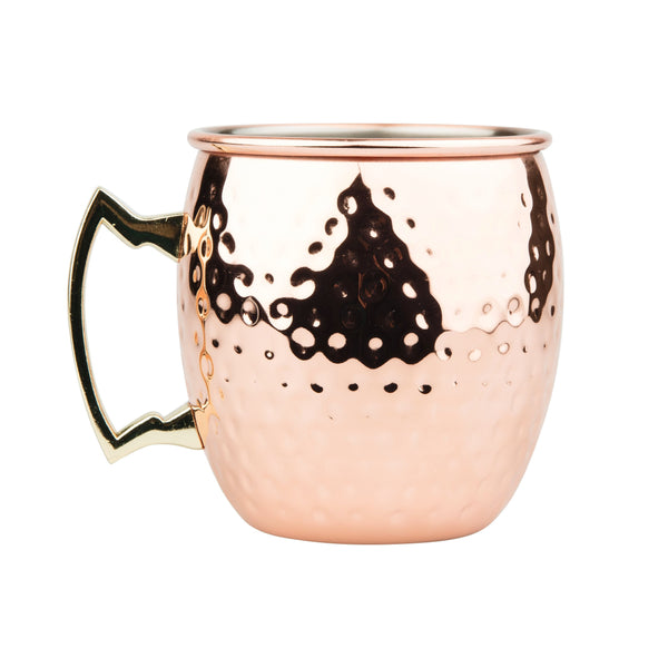Cocktail Emporium Hammered Moscow Mule Mug