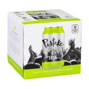 Partake Non-Alcoholic IPA (4-pack)