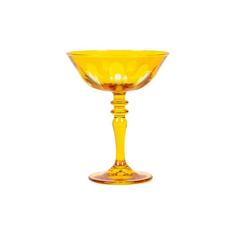Rialto Coupe Glass Ginger