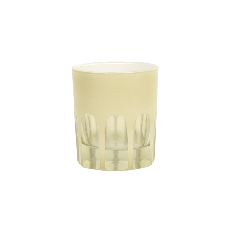 Rialto Old Fashioned Tumbler Creme