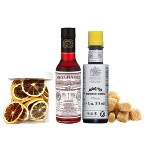 Sazerac Ingredient Set