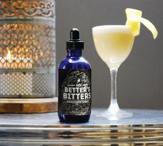Ms. Better's Bitters Miraculous Vegan Cocktail Foamer
