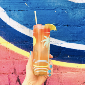 Retro Tropical Collins