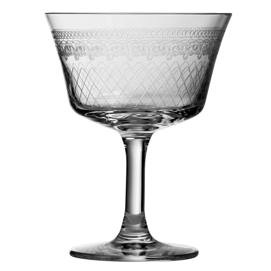 1910 Retro Fizz Glass