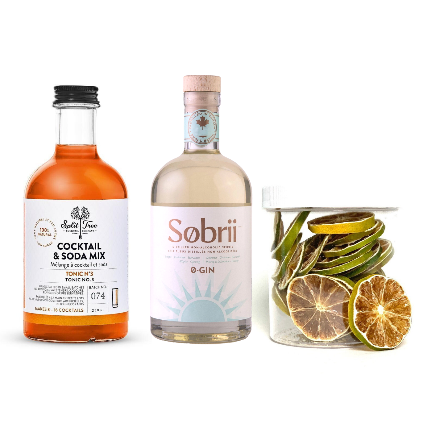 Sobrii + Tonic Gift Set