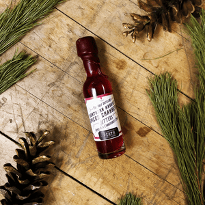 Top Shelf Northern Harvest Spiced Cranberry Bitters