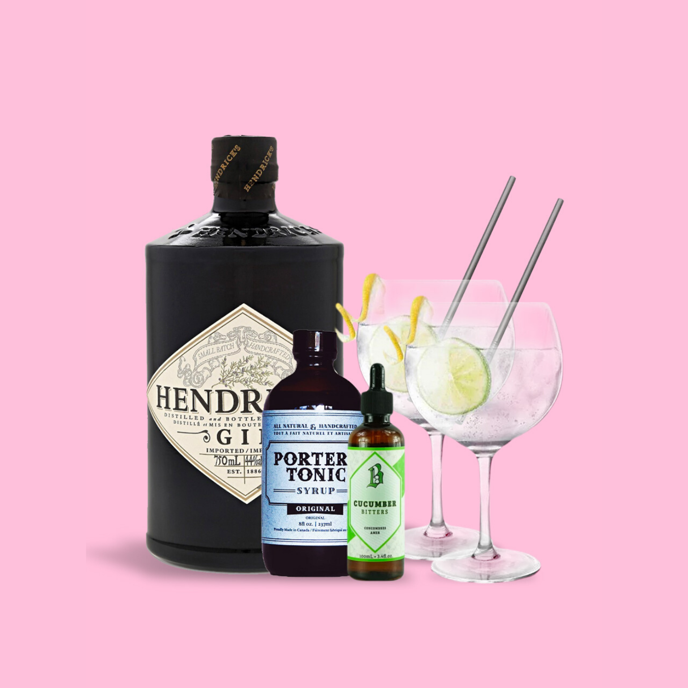 RUNNER Delivery Deluxe Gin Set