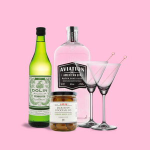 RUNNER Delivery Gin Martini Set