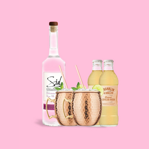 RUNNER Delivery Moscow Mule Set
