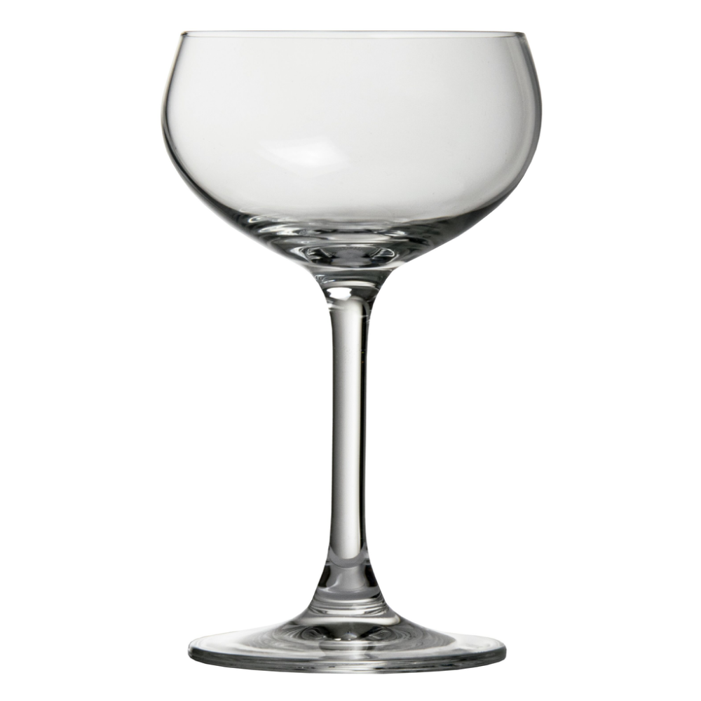 Retro Coupe Glass