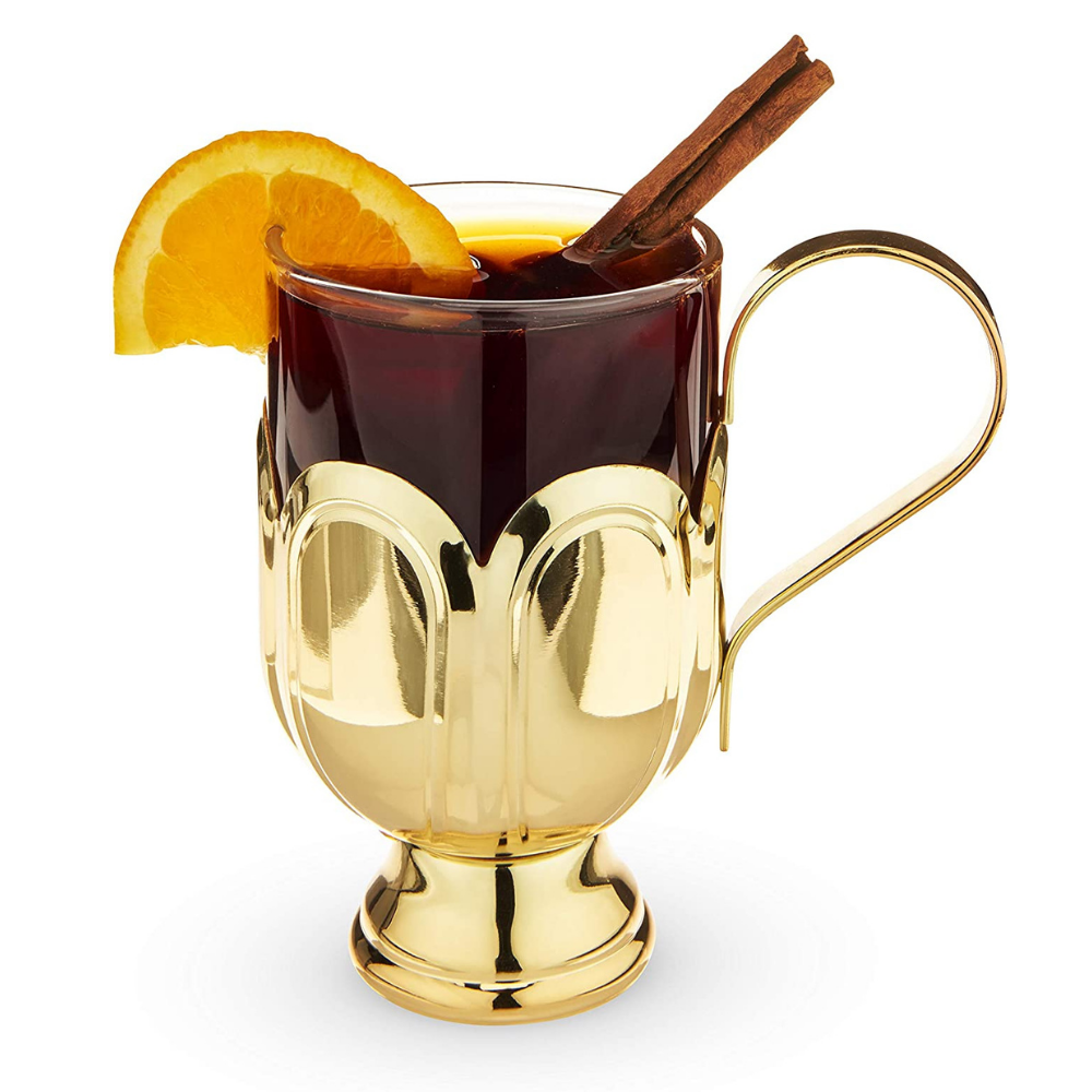 Mulled Wine Glass