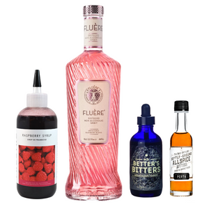 Vegan Clover Club Cocktail Kit (Non-Alcoholic)