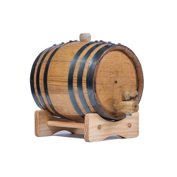 American White Oak Barrel - 1 litre