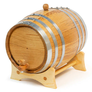 American White Oak Barrel - 5 litre