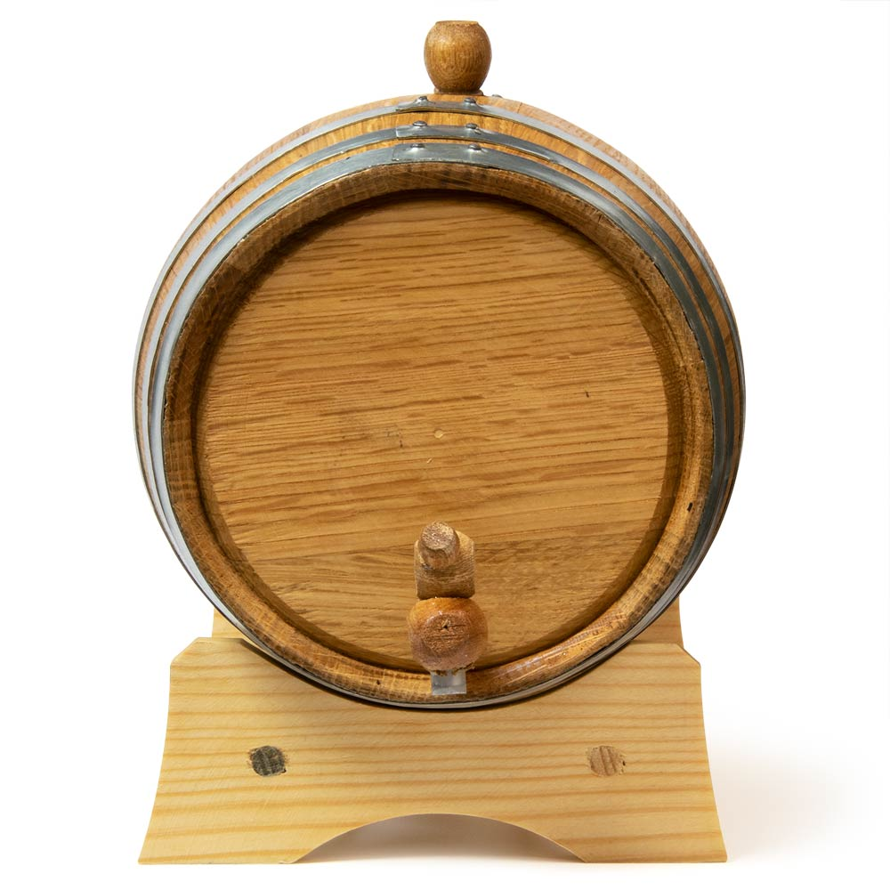 American White Oak Barrel - 3 litre