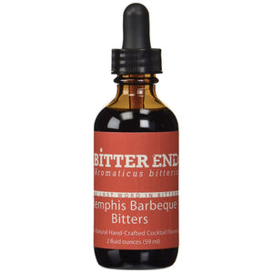 The Bitter End - Memphis Barbeque Bitters