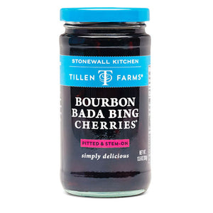 Tillen Bourbon Bada Bing Cherries