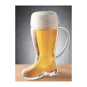 Das Boot Beer Mug with Handle