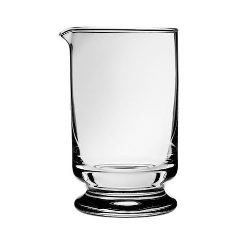 Classic Footed Mixing Glass