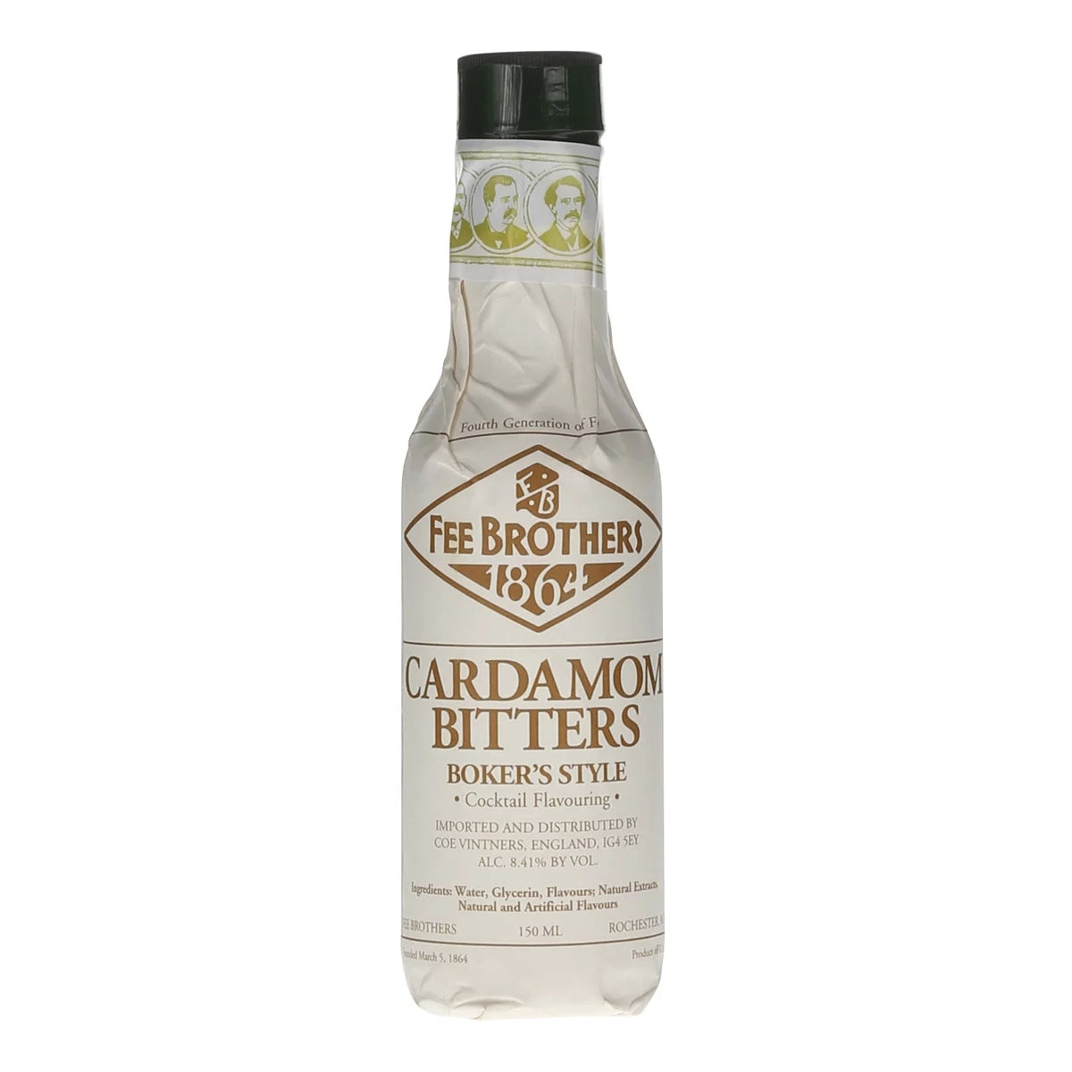 Fee Brothers Cardamom Bitters