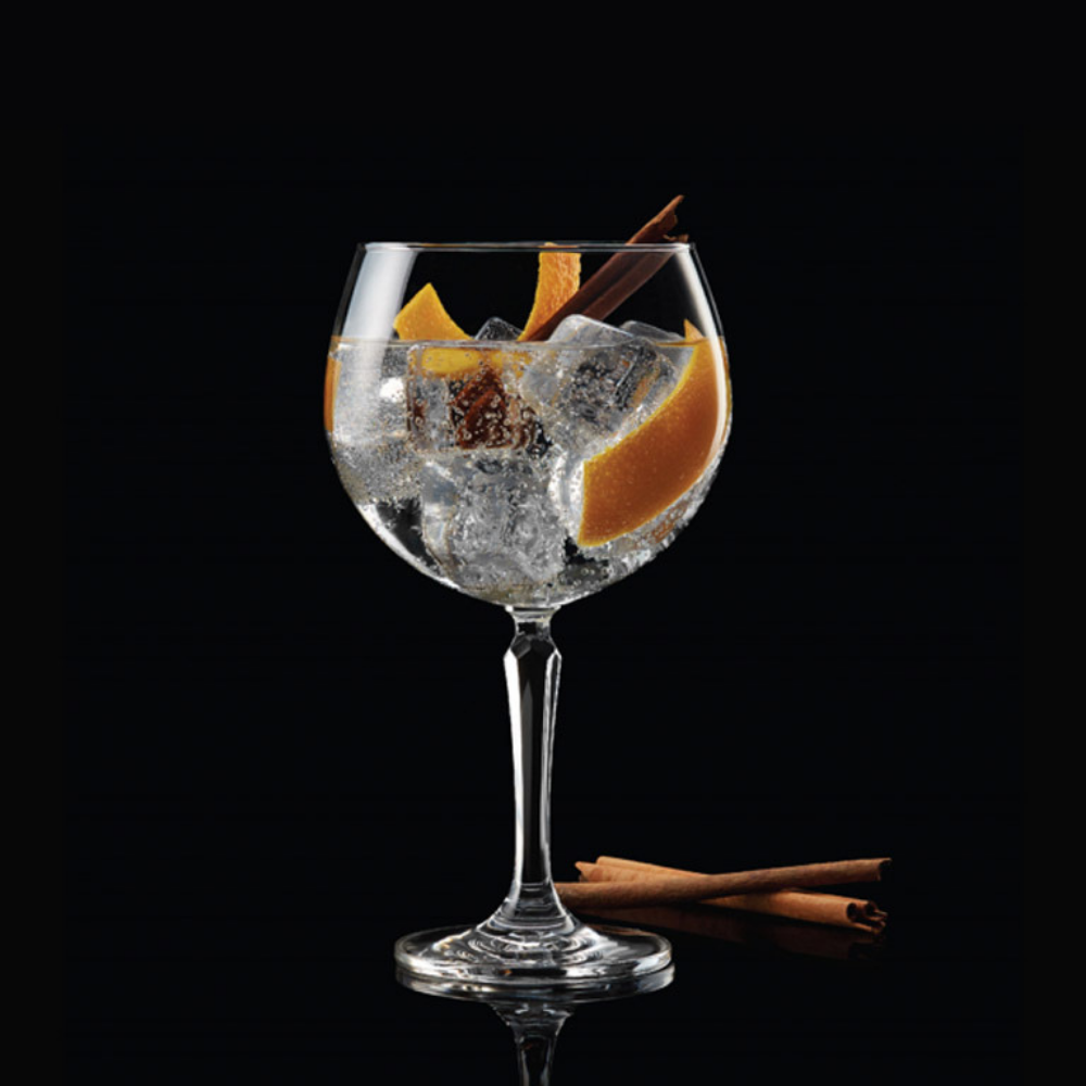 Speakeasy Gin & Tonic Copa Glass