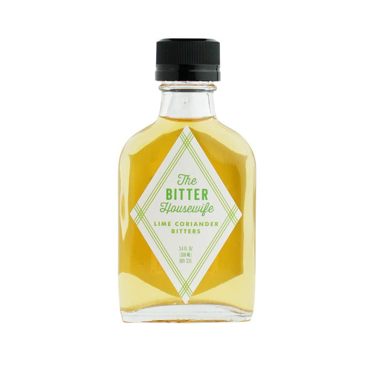 The Bitter Housewife Lime Coriander Bitters