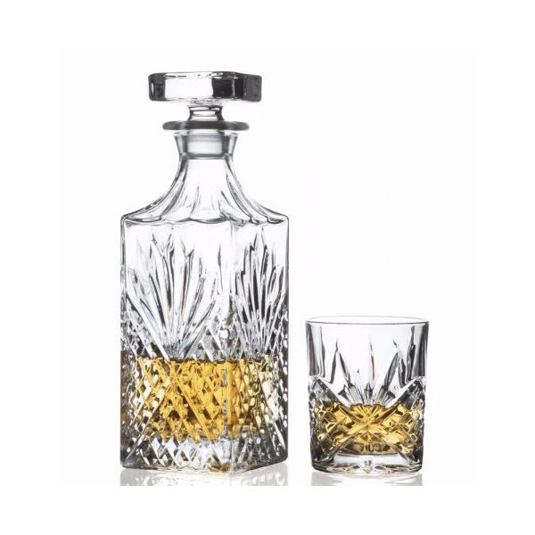 Ashford Decanter and Tumblers
