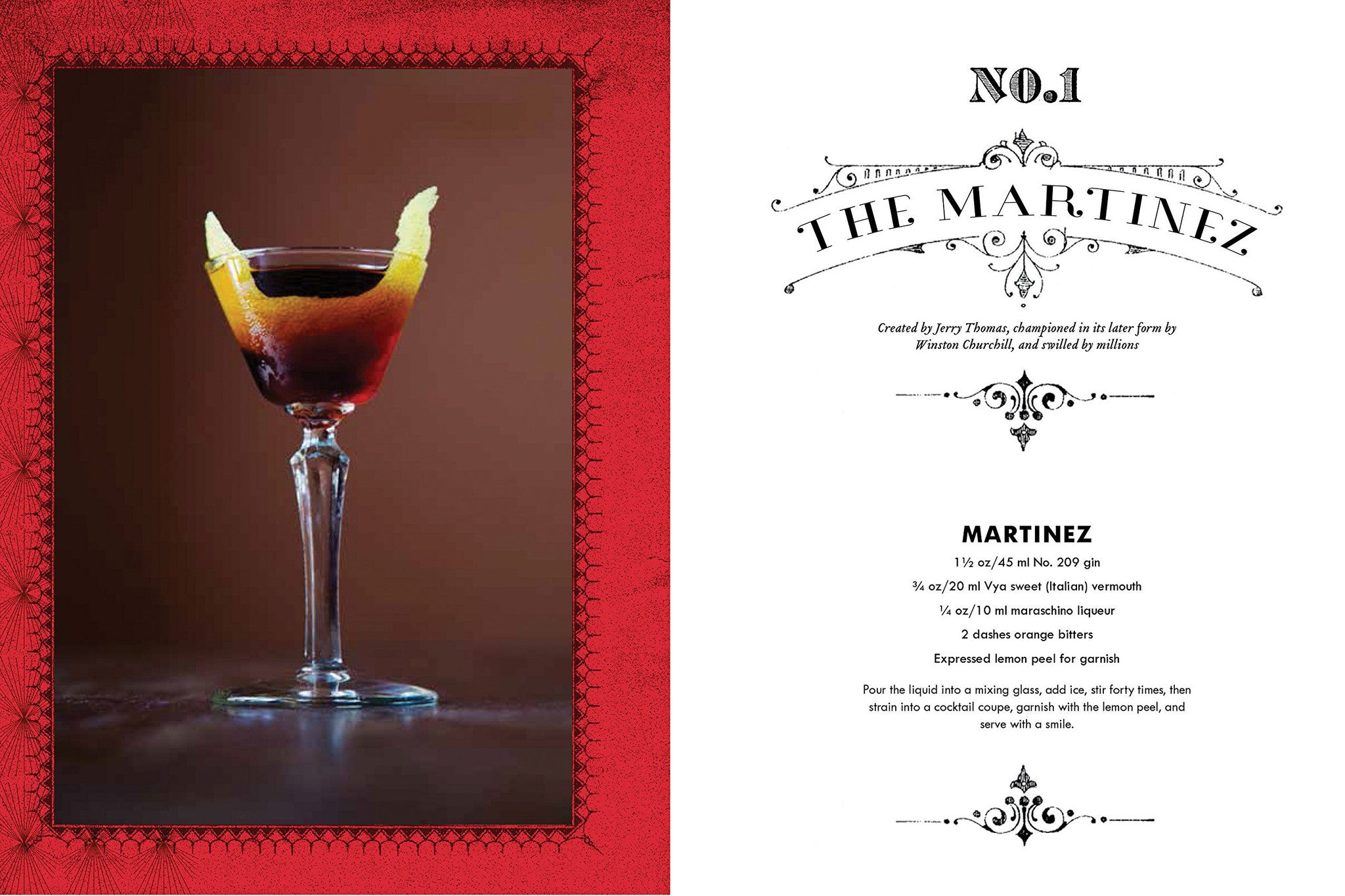 Drinking The Devil's Acre: The Martinez