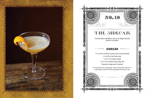 Drinking The Devil's Acre: The Sidecar