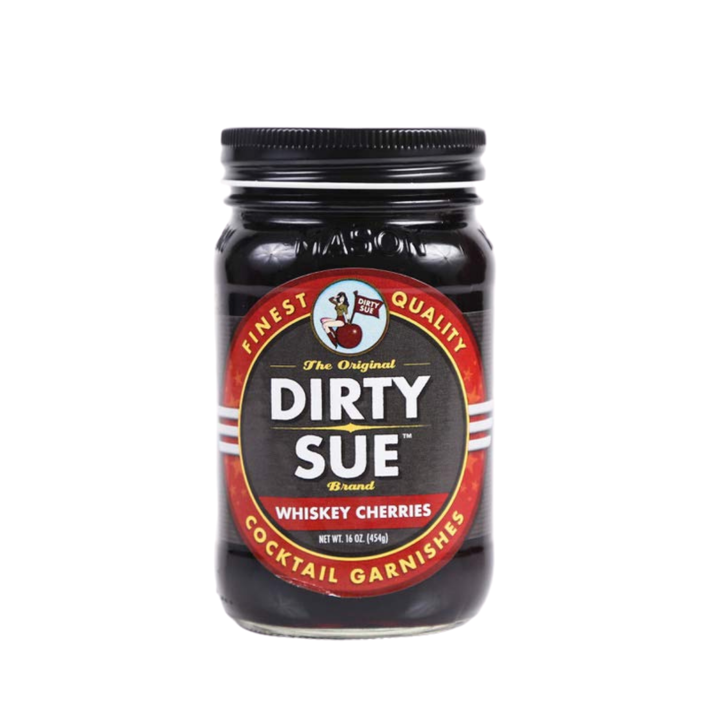 Dirty Sue Whiskey Cherries