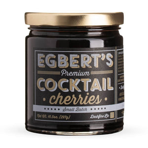 Egbert's Brandied Cocktail Cherries