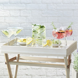 LSA International Gin Highball Glasses