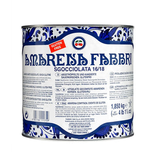 Amarena Fabbri Cherries XL Tin