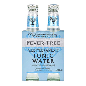 Fever Tree Mediterranean Tonic (4-pack)